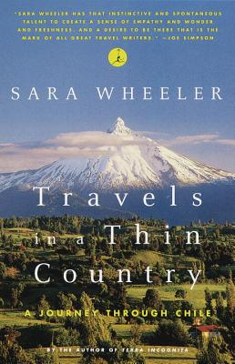 Travels in a Thin Country By Wheeler, Sara